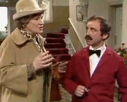 Communication Problems - Fawlty Towers