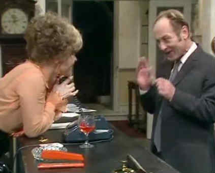 The Kipper and the Corpse - Fawlty Towers