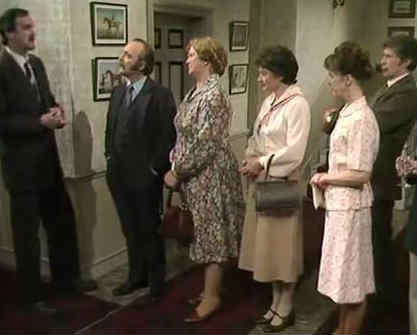 The Anniversary - Fawlty Towers