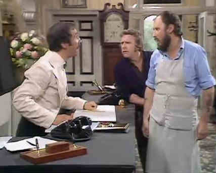 The Builders - Fawlty Towers
