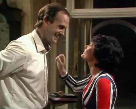The Wedding Party - Fawlty Towers