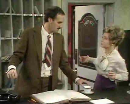 A Touch of Class - Fawlty Towers